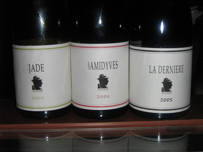 Les vins d'Olivier B